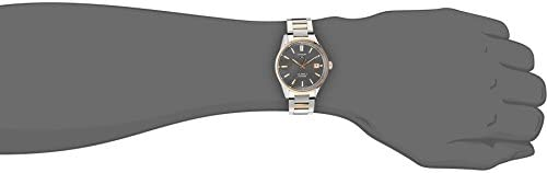 31BVxwUzW2L. AC  - TAG Heuer Men's WAR215E.BD0784 Carrera Rose-Gold and Stainless Steel Watch