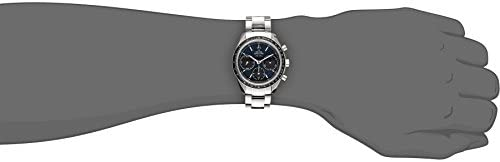 31aIuFMxC9L. AC  - Omega Men's 326.30.40.50.03.001 Speed Master Racing Analog Display Swiss Automatic Silver Watch