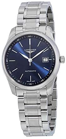 41CCZA2VIOL. AC  - Longines Master 40MM Automatic Stainless Steel Blue Dial Men's L2.793.4.92.6