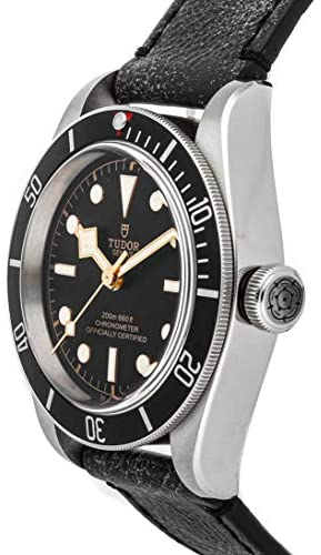 41EqB0zSAkL. AC  - Tudor Heritage Black Bay Mechanical (Automatic) Black Dial Mens Watch 79230N (Pre-Owned)