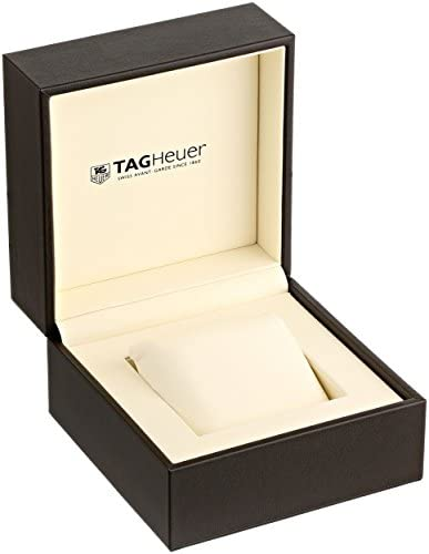 41Y1qXMTU0L. AC  - TAG Heuer Men's WAR215E.BD0784 Carrera Rose-Gold and Stainless Steel Watch
