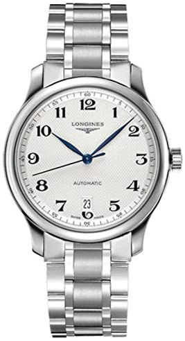 41Zsbhd7qYL. AC  - Longines Master Collection Mens Watch L26284786