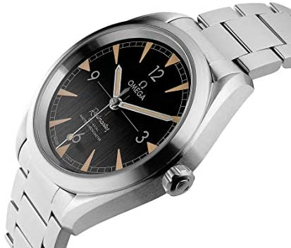 41vYSWl8PNL. AC  - Omega Seamaster Railmaster Automatic Mens Stainless Steel Watch 220.10.40.20.01.001