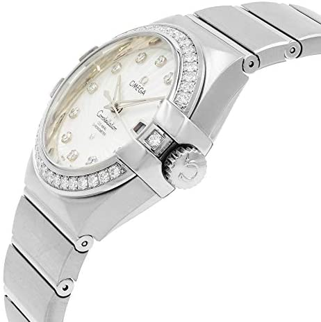41z7751QfcL. AC  - Omega Watch 123.55.31.20.55.003 Constellation Co-axial Automatic Diamond K18wg