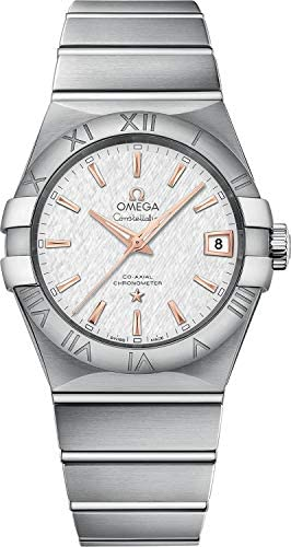 417BSIfAtEL. AC  - Omega Constellation Automatic Mens Watch 123.10.38.21.02.002