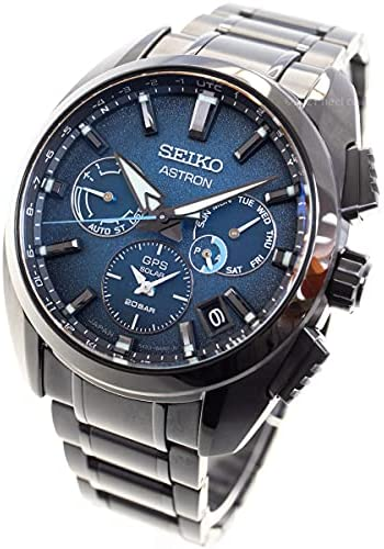51nOphRj9cS. AC  - SEIKO ASTRON SBXC105 [Global Line Sport 5X Titanium 2021 Limited Edition Men's (Silicon Band Included)] Watch Japan DomesticModel]